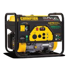 can you parallel two non inverter generators