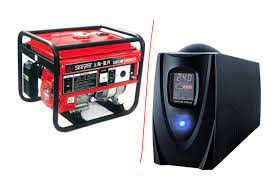 how to make portable generator power clean