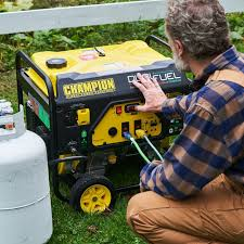 How to Connect a Portable Generator to an RV